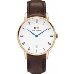 Buy Unisex Daniel Wellington Watch Dapper Bristol 34MM DW00100094