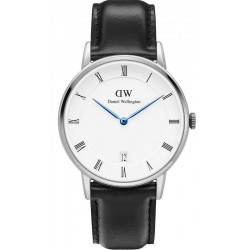 Buy Unisex Daniel Wellington Watch Dapper Sheffield 34MM DW00100096