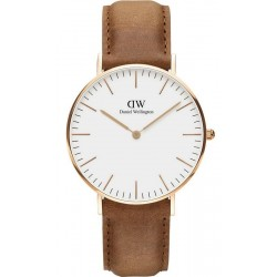 Buy Unisex Daniel Wellington Watch Classic Durham 36MM DW00100111