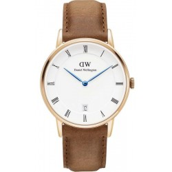 Buy Unisex Daniel Wellington Watch Dapper Durham 34MM DW00100113