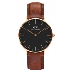Buy Unisex Daniel Wellington Watch Classic Black St Mawes 36MM DW00100136