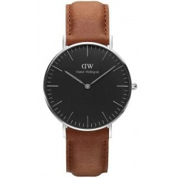 Buy Unisex Daniel Wellington Watch Classic Black Durham 36MM DW00100144