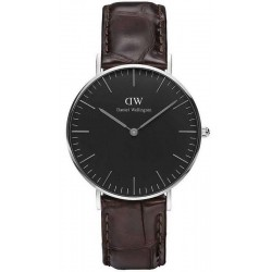 Buy Unisex Daniel Wellington Watch Classic Black York 36MM DW00100146