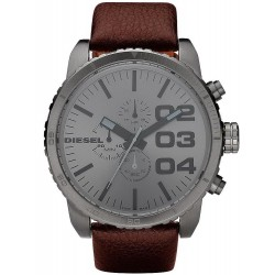 Buy Men's Diesel Watch Double Down 51 DZ4210 Chronograph