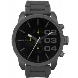 Buy Men's Diesel Watch Double Down 51 DZ4254 Chronograph