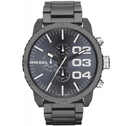 Buy Men's Diesel Watch Double Down 51 DZ4269 Chronograph