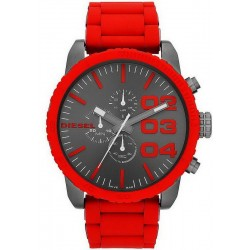 Buy Men's Diesel Watch Double Down 51 DZ4289 Chronograph