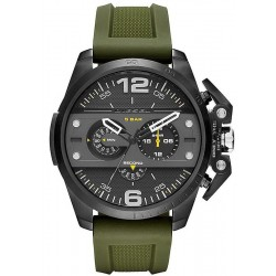 Buy Men's Diesel Watch Ironside DZ4391 Chronograph