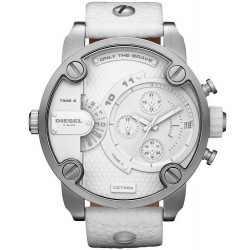Buy Men's Diesel Watch Little Daddy DZ7265 Chronograph Dual Time
