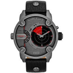 Buy Men's Diesel Watch Little Daddy - RDR DZ7293 Dual Time