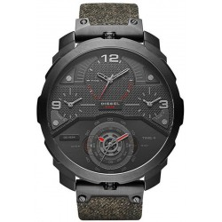 Buy Men's Diesel Watch Machinus DZ7358 4 Time Zones