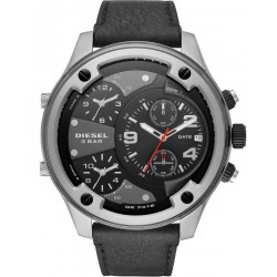 Buy Men's Diesel Watch Boltdown DZ7415 Chronograph 3 Time Zones