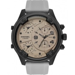 Buy Men's Diesel Watch Boltdown DZ7416 Chronograph 3 Time Zones