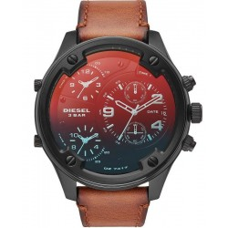 Buy Men's Diesel Watch Boltdown DZ7417 Chronograph 3 Time Zones