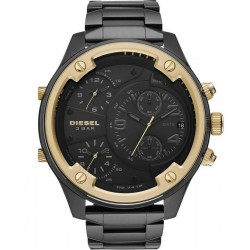 Buy Men's Diesel Watch Boltdown DZ7418 Chronograph 3 Time Zones