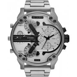 Men's Diesel Watch Mr. Daddy 2.0 DZ7421 Chronograph 4 Time Zones