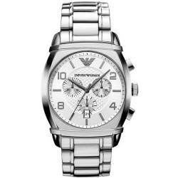Buy Men's Emporio Armani Watch Carmelo AR0350 Chronograph