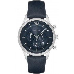 Buy Men's Emporio Armani Watch Lambda AR11018 Chronograph