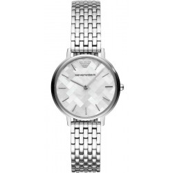 Buy Women's Emporio Armani Watch Kappa AR11112 Mother of Pearl