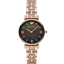 Buy Women's Emporio Armani Watch Gianni T-Bar AR11145 Mother of Pearl