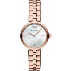 Buy Women's Emporio Armani Watch Arianna AR11196 Mother of Pearl