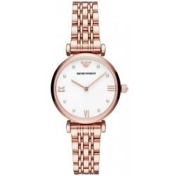 Buy Women's Emporio Armani Watch Gianni T-Bar AR11267