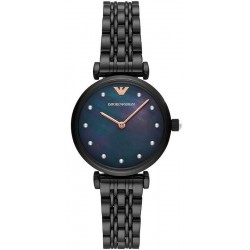 Buy Women's Emporio Armani Watch Gianni T-Bar AR11268 Mother of Pearl