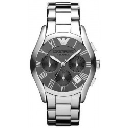 Men's Emporio Armani Watch Ceramica AR1465 Titanium Chronograph