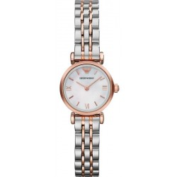 Buy Women's Emporio Armani Watch Gianni T-Bar AR1764 Mother of Pearl