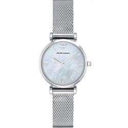 Buy Women's Emporio Armani Watch Gianni T-Bar AR1955