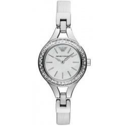 Buy Women's Emporio Armani Watch Chiara AR7353 Mother of Pearl