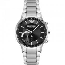 Buy Men's Emporio Armani Connected Watch Renato ART3000 Hybrid Smartwatch