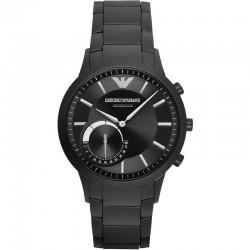 Buy Men's Emporio Armani Connected Watch Renato ART3001 Hybrid Smartwatch