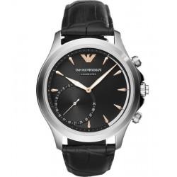 Buy Men's Emporio Armani Connected Watch Alberto ART3013 Hybrid Smartwatch