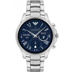 Buy Men's Emporio Armani Connected Watch Alberto ART5000 Smartwatch