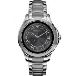 Buy Men's Emporio Armani Connected Watch Alberto ART5010 Smartwatch