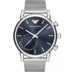 Buy Men's Emporio Armani Connected Watch Luigi ART9003 Hybrid Smartwatch