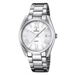 Buy Women's Festina Watch Boyfriend F16790/1 Quartz
