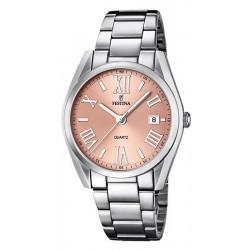 Buy Women's Festina Watch Boyfriend F16790/2 Quartz