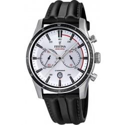 Men's Festina Watch Chronograph F16874/1 Quartz