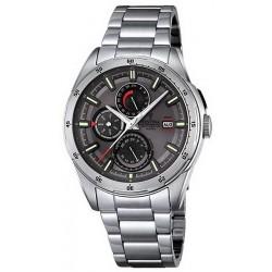 Men's Festina Watch Multifunction F16876/3 Quartz