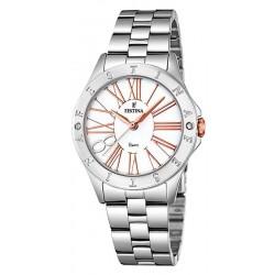 Buy Women's Festina Watch Boyfriend F16925/1 Quartz