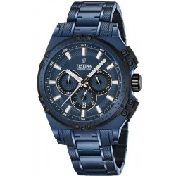 Buy Men's Festina Watch Chrono Bike F16973/1 Quartz Chronograph