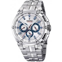 Buy Men's Festina Watch Chrono Bike F20327/1 Chronograph Quartz