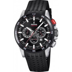 Buy Men's Festina Watch Chrono Bike F20353/4 Chronograph Quartz