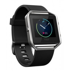 Buy Fitbit Blaze L Smart Fitness Unisex Watch FB502SBKL-EU