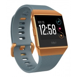 Buy Fitbit Ionic Fitness Smartwatch Unisex Watch FB503CPBU-EU