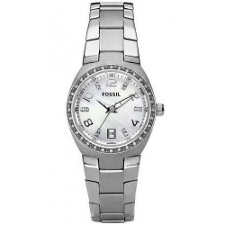 Women's Fossil Watch Serena AM4141 Mother of Pearl Quartz
