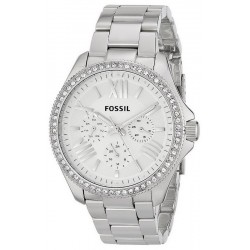 Buy Women's Fossil Watch Cecile AM4481 Quartz Multifunction