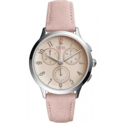 Buy Women's Fossil Watch Abilene CH3088 Quartz Chronograph